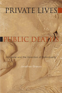 Private Lives, Public Deaths [Pdf/ePub] eBook