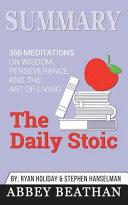 Summary of The Daily Stoic