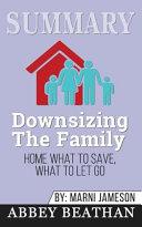 Summary  Downsizing the Family