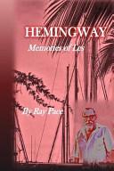 Hemingway  Memories of Les Book PDF
