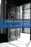 Access to Knowledge in Brazil
