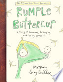 Rumple Buttercup  A Story of Bananas  Belonging  and Being Yourself Book