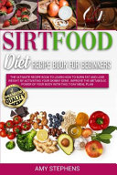 Sirtfood Diet Recipe Book for Beginners Pdf/ePub eBook