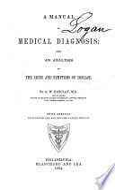 A Manual of Medical Diagnosis