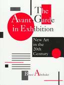 The Avant-garde in Exhibition