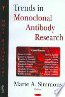 Trends in Monoclonal Antibody Research Book