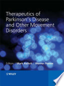 Therapeutics of Parkinson s Disease and Other Movement Disorders Book