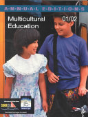 Multicultural Education  2001 2002