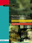 Teaching Reading in Secondary Schools
