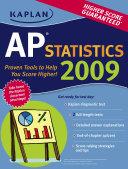 Kaplan AP Statistics 2009
