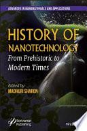 History of Nanotechnology