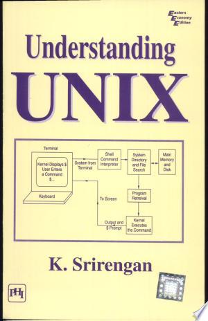 Download UNDERSTANDING UNIX Free Books - Dlebooks.net