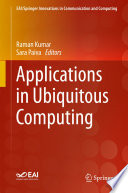 Applications in Ubiquitous Computing