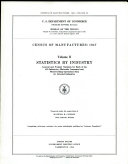 Census of Manufactures  1947