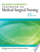 Textbook of Medical-Surgical Nursing