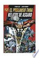 El Poderoso Thor, Relatos de Asgard