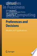 Preferences and Decisions