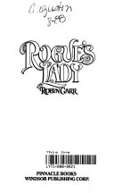 Rogue s Lady Book