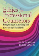 Ethics for Counselors
