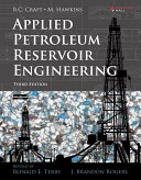 Applied Petroleum Reservoir Engineering Book PDF