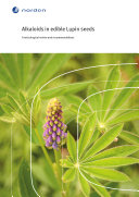 Alkaloids in edible lupin seeds