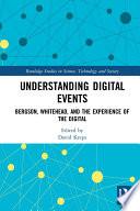 Understanding Digital Events Book