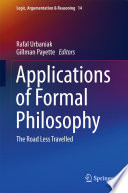 Applications Of Formal Philosophy