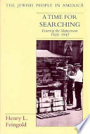 A Time for Searching