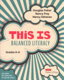 This Is Balanced Literacy  Grades K 6 Book