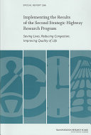 Implementing the Results of the Second Strategic Highway Research Program Book