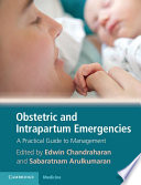 Obstetric and Intrapartum Emergencies Book