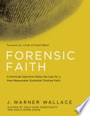 Forensic Faith Book
