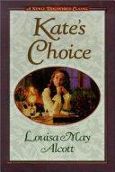Kate's Choice Pdf/ePub eBook