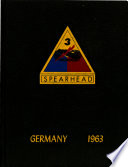 Spearhead, Germany 1963
