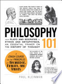 Philosophy 101 Book