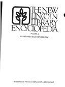 The New Lincoln Library Encyclopedia