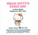 Hello Kitty s Early Day