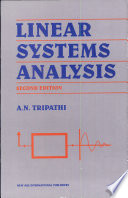 Linear Systems Analysis