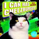 I Can Has Cheezburger  2013 Wall Calendar