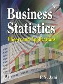 BUSINESS STATISTICS Pdf/ePub eBook