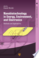 Nanobiotechnology In Energy Environment And Electronics Book PDF