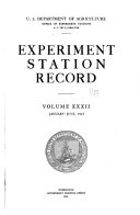 Experiment Station Record ebook