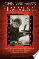 John Williams s Film Music
