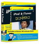 Ipod Itunes For Dummies Dvd Book Bundle