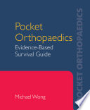 Pocket Orthopaedics