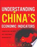 Understanding China's Economic Indicators