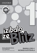 Books - Blitz Mental Maths Isixhosa Grade 1 Teachers Guide | ISBN 9780199076963