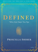 Defined   Teen Girls Bible Study Book