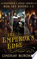 The Emperor s Edge Collection  Books 1 3