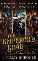 The Emperor's Edge Collection, Books 1-3 Book